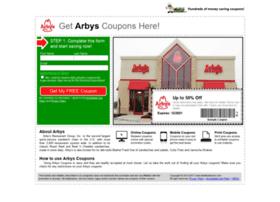 arbys.fastfoodsaver.com