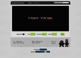 arcade.photonstorm.com
