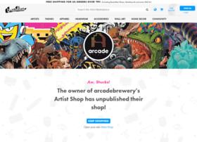 arcadebrewery.threadless.com