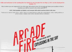 arcadefire.clicknprint.com