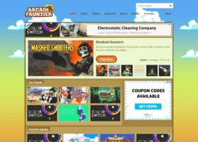 arcadefrontier.com