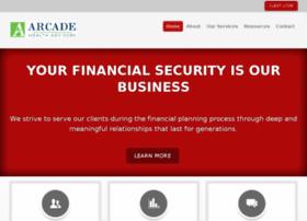 arcadegroup.advisorwebsite.com