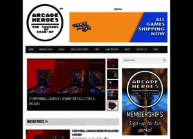 arcadeheroes.com