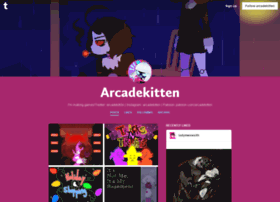 arcadekitten.tumblr.com