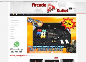 arcadeoutlet.es