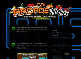 arcadeoutsiders.com