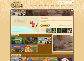 arcadesafari.com
