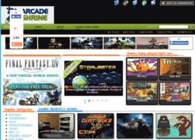 arcadeshrine.com