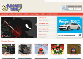 arcadesite.com