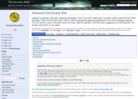 arcana.wikidot.com
