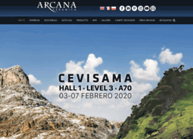 arcanaceramica.com