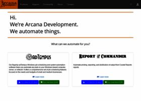 arcanadev.com
