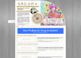 arcanax.boards.net
