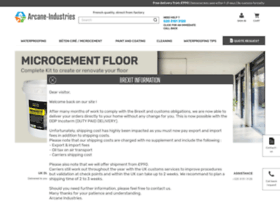 arcane-industries.co.uk
