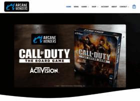 arcanewonders.com