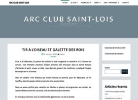 arcclubsaintlois.fr