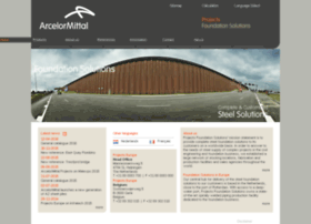 arcelor-projects.co.uk