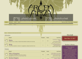 arcem-alva.freeforums.net
