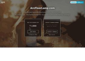 arcfloorlamp.com