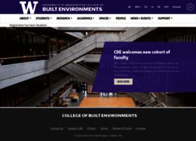 arch.be.washington.edu