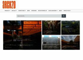 arch2o.com