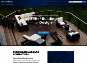 archadeck.com