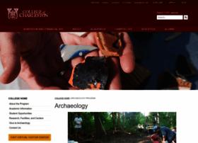 archaeology.cofc.edu