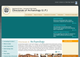 archaeology.up.nic.in