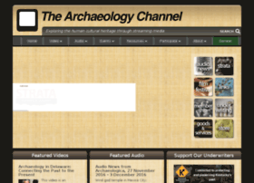 archaeologychannel.com