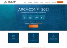 archconf.com