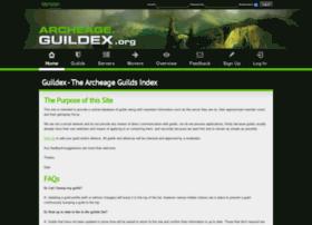 archeage.guildex.org