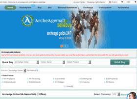 archeagemall.com