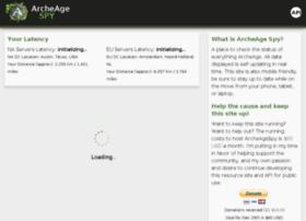 archeagespy.com