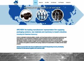 archem.co.il