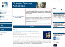 archeologia.beniculturali.it