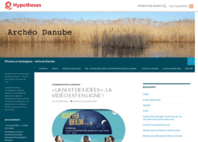 archeologie-danube.hypotheses.org
