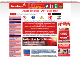 archersafetysigns.co.uk