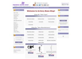 archerybowsshop.com