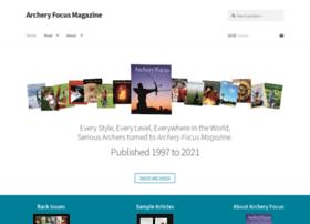 archeryfocusmagazine.com