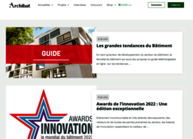archibat.info