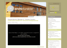 archidurable.com