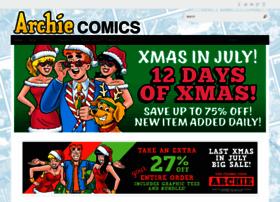 archiecomics.com