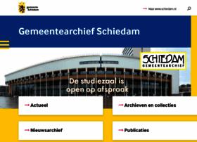 archief.schiedam.nl