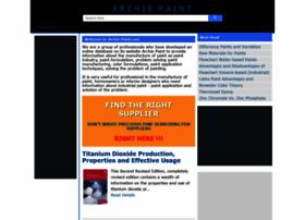 archiepaint.com