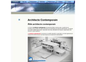 architecte-contemporain.fr