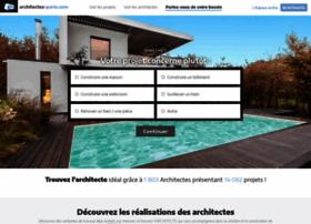 architectes-paris.com