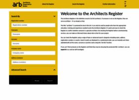 architects-register.org.uk
