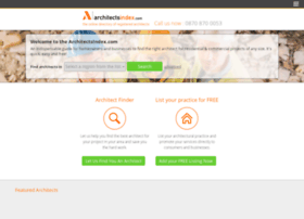 architectsindex.com