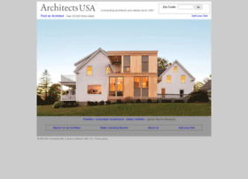 architectsusa.com