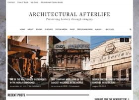 architecturalafterlife.com